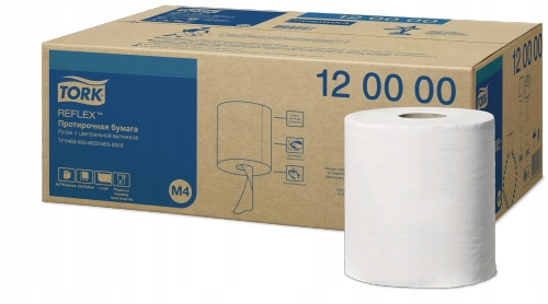 Полотенце бумажное Tork Reflex M4 culoza - 120000
