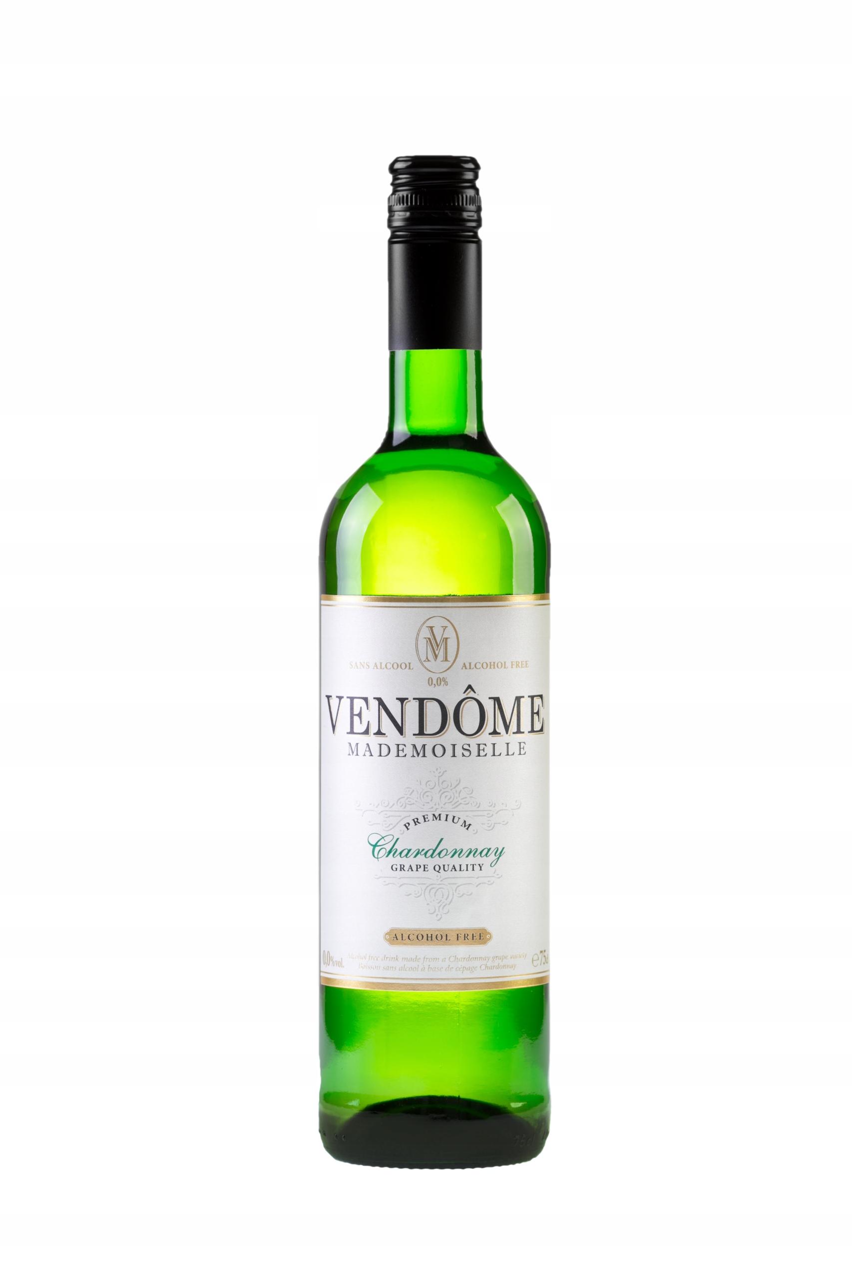 Vendome Mademoiselle Białe Wino Bezalkoholowe 0%