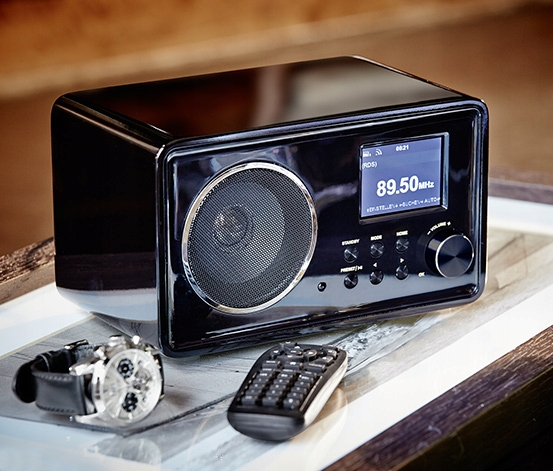 Radio Internetowe Hi Fi Tchibo WIFI RDS Bluetooth