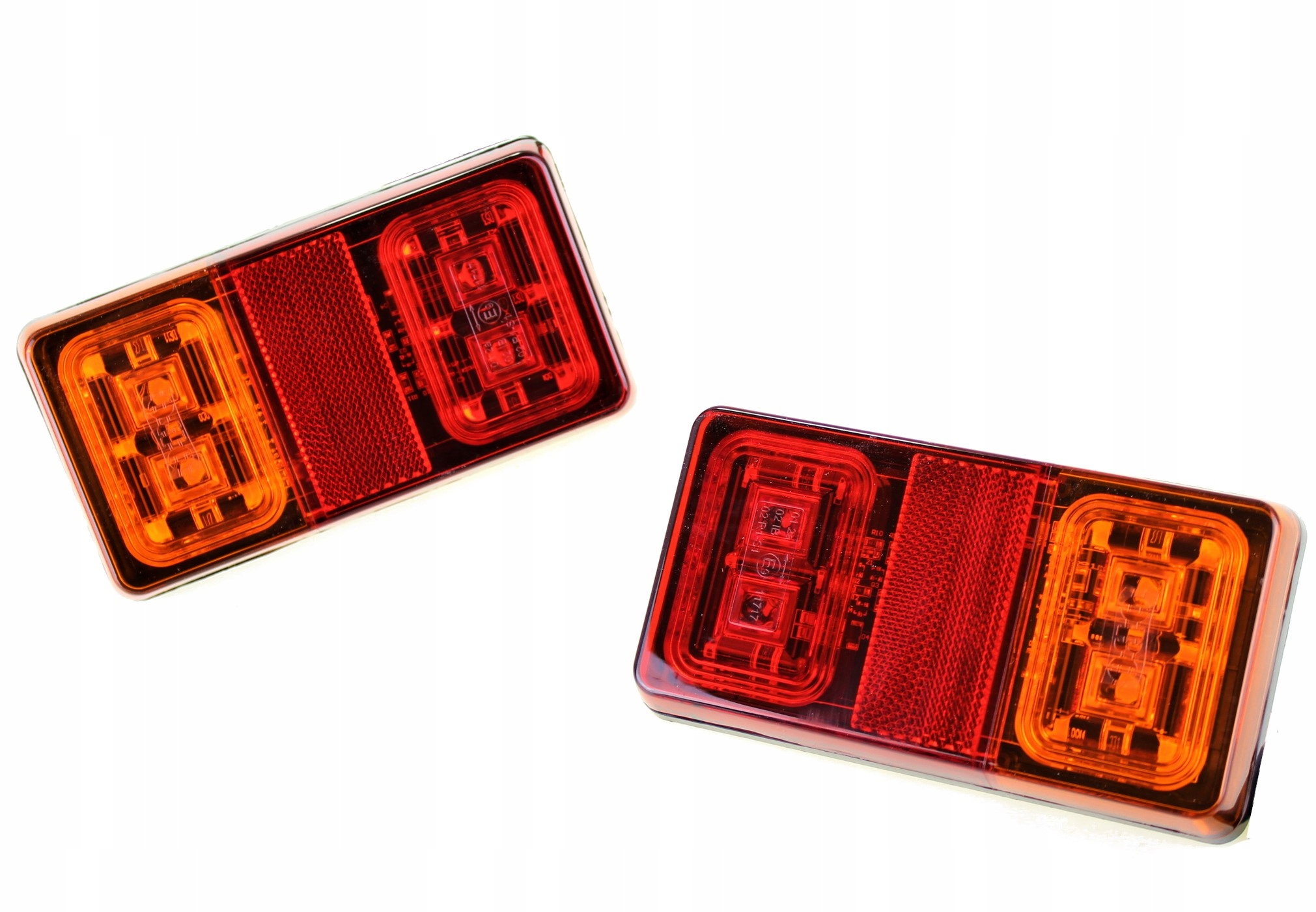 лампа мост фонарь led светодиоды прицепа комплект