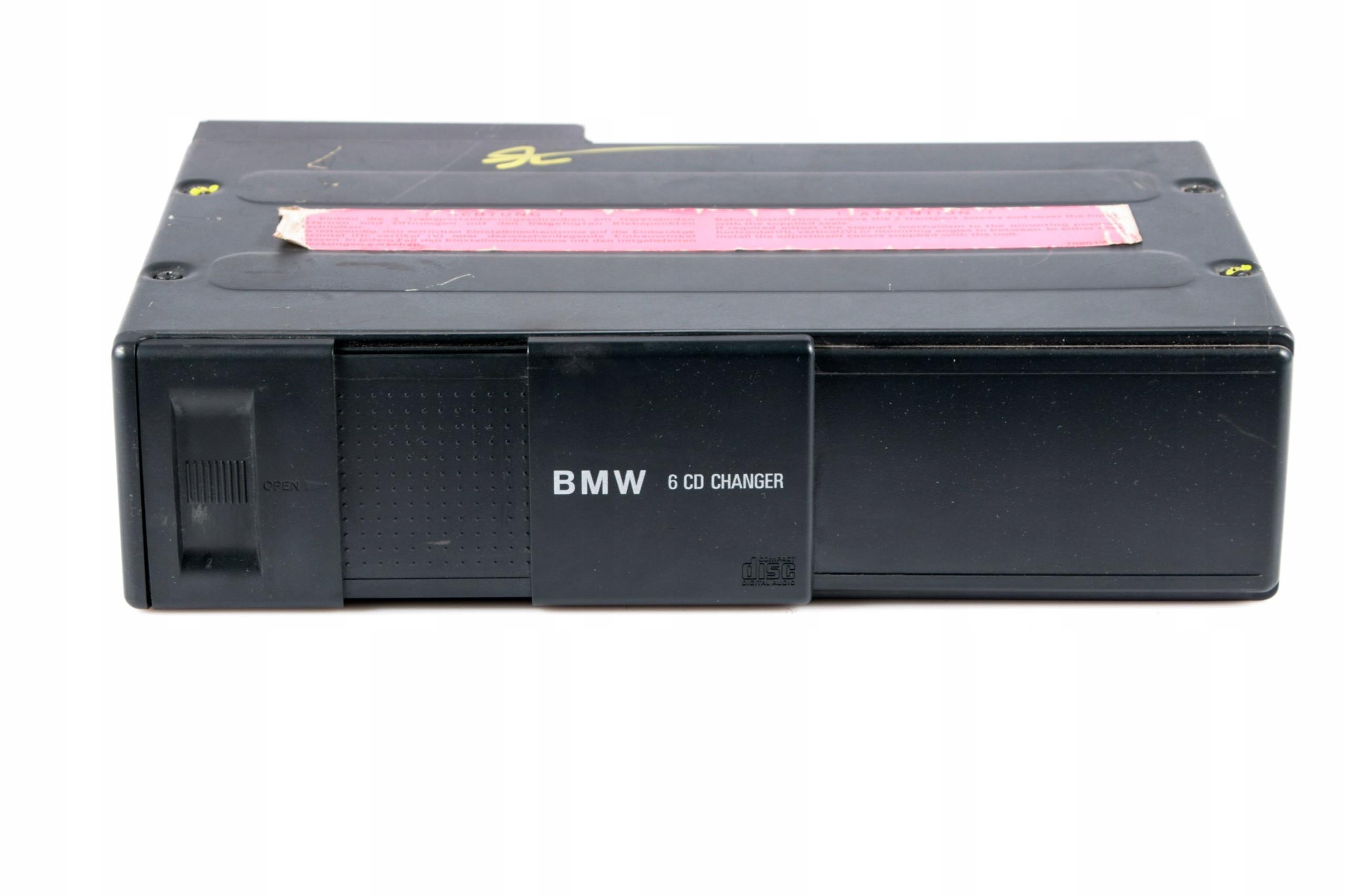 bmw оригинальная cd-чейнджер плит cd 6cd 8377049