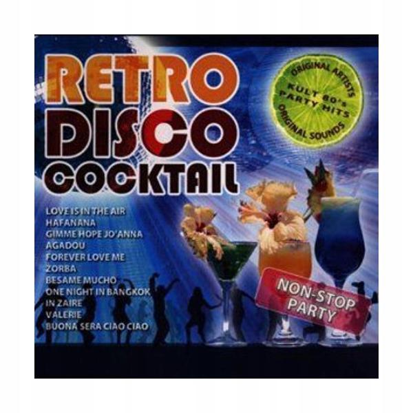 Retro Disco Koktail