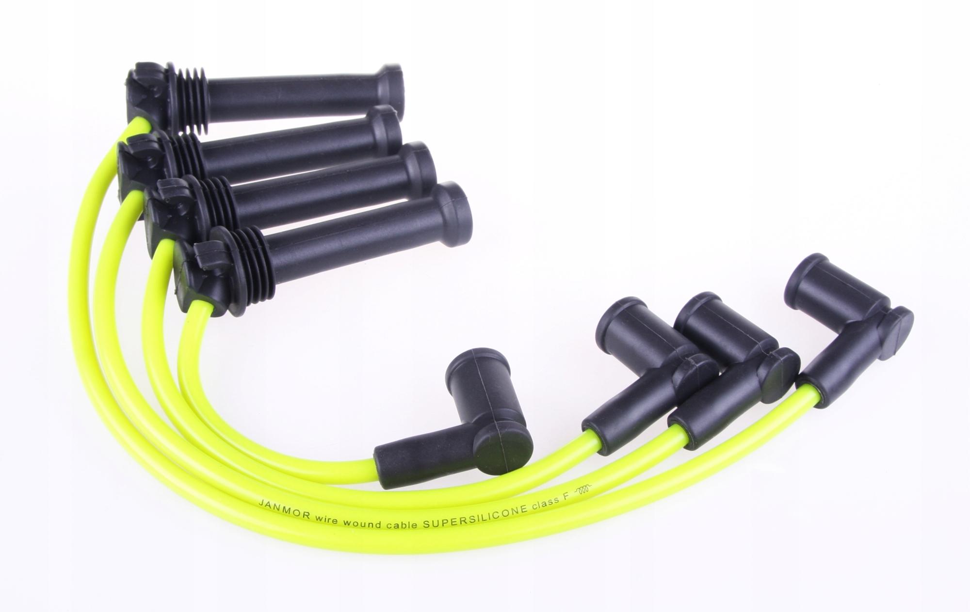 кабели зажигания volvo c30 s40 v50 тюнинг