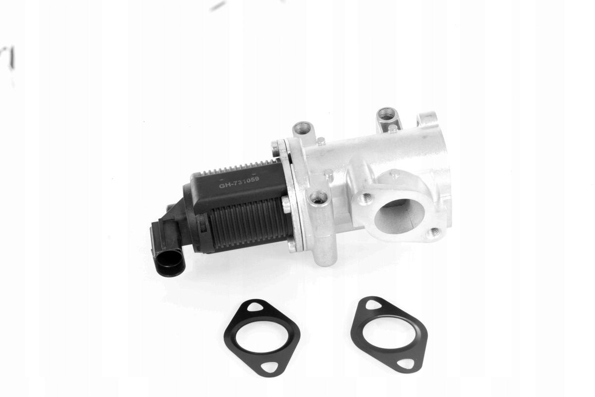 клапан системы рециркуляции ог opel astra h 04- vectra c 04- 1 9cdti