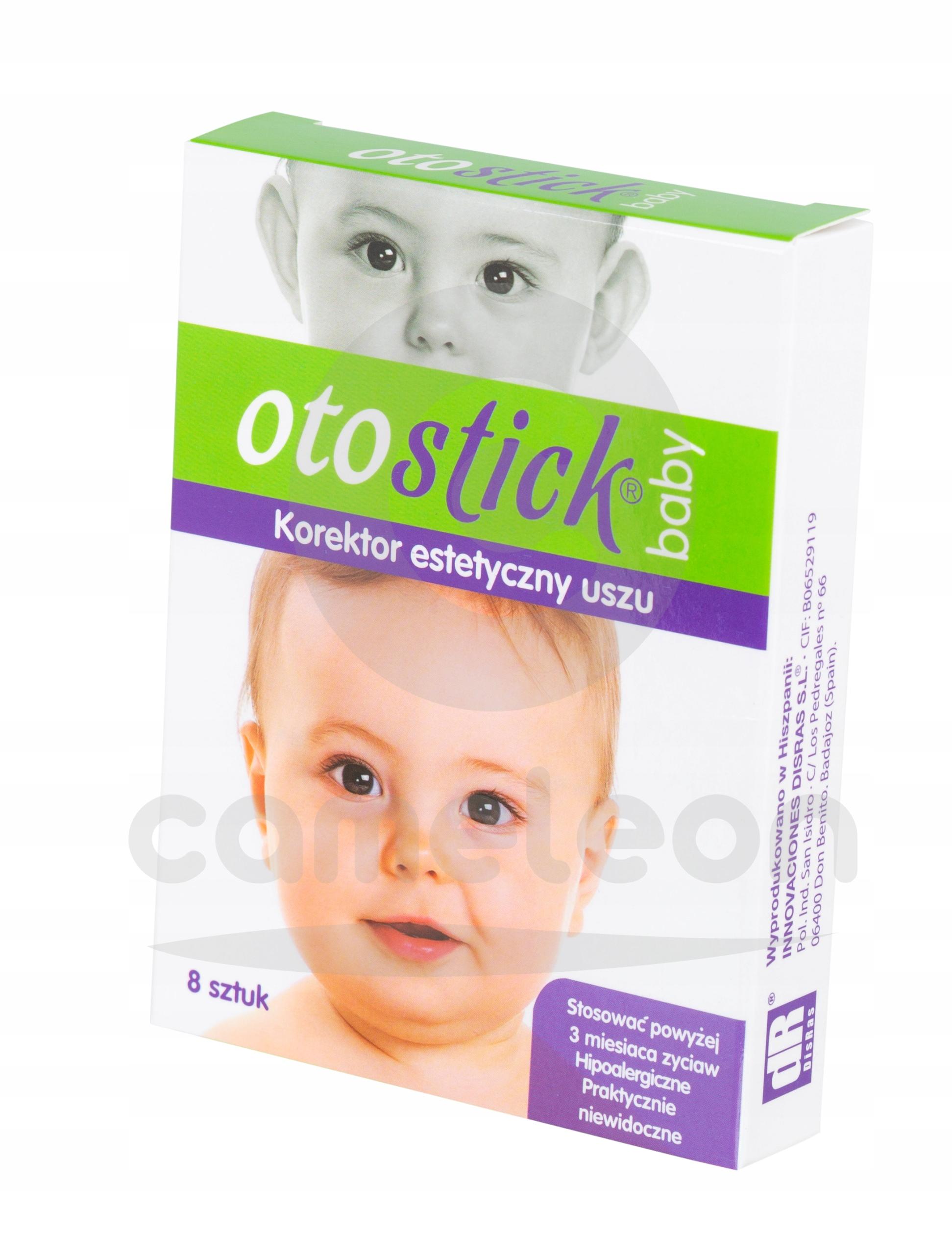 OTOPTICKÉ BABY AESTHETICKÉ KONTROLA PRE DETI