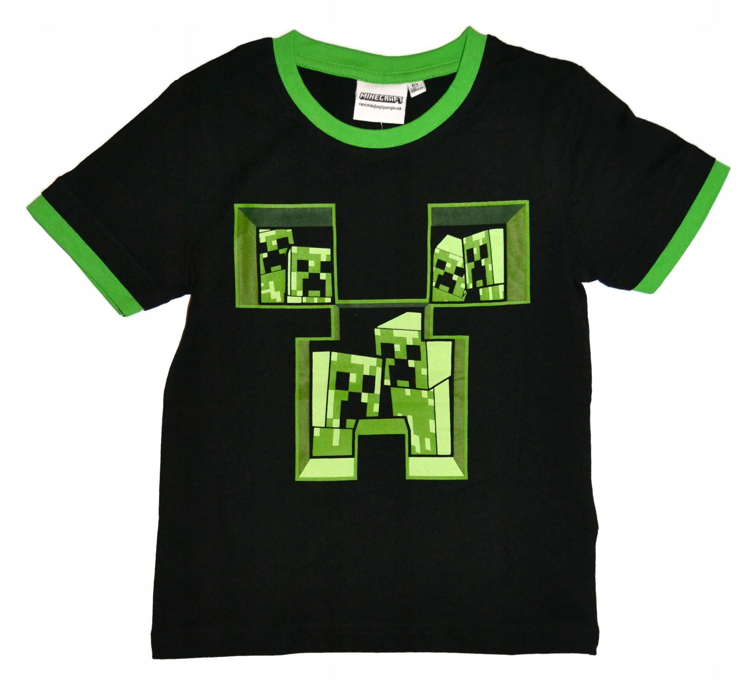 MINECRAFT 152, blúzky, blúzky, t-shirt