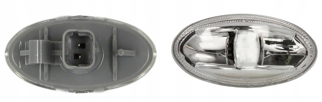 фонарь указателя поворота боковой