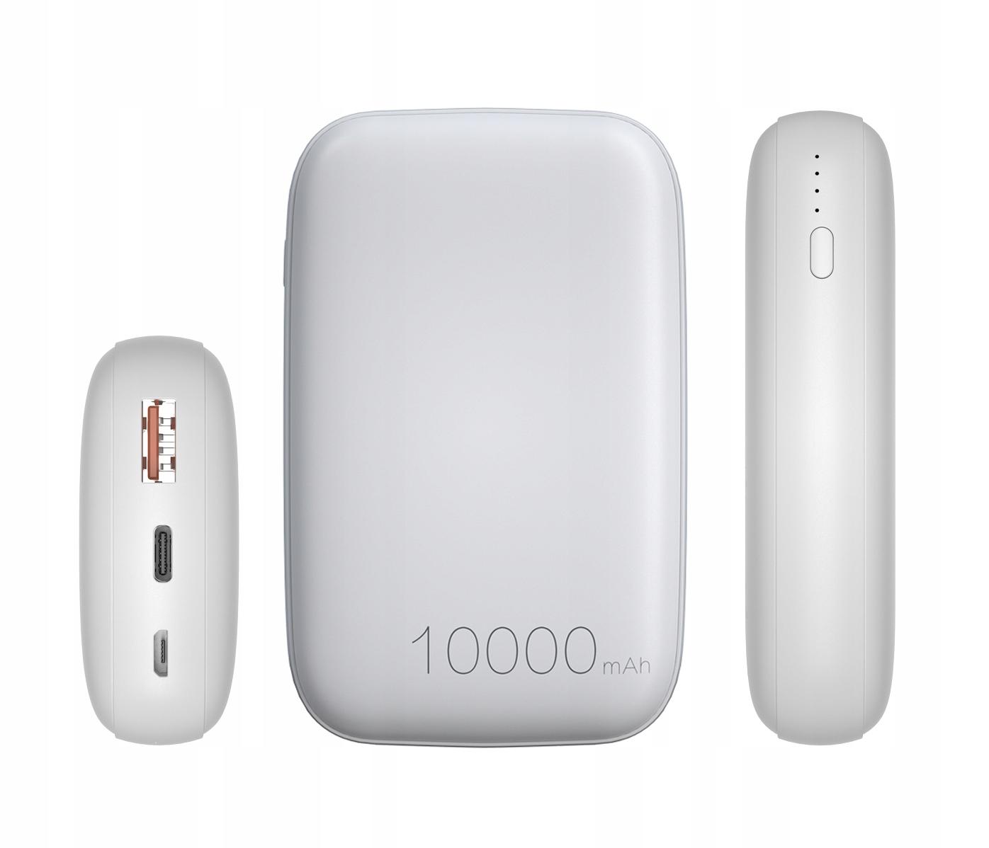 Купить POWERBANK Essager 10000 мАч QC3.0 + PD3.0 18 Вт WH на Otpravka - цены и фото - доставка из Польши и стран Европы в Украину.