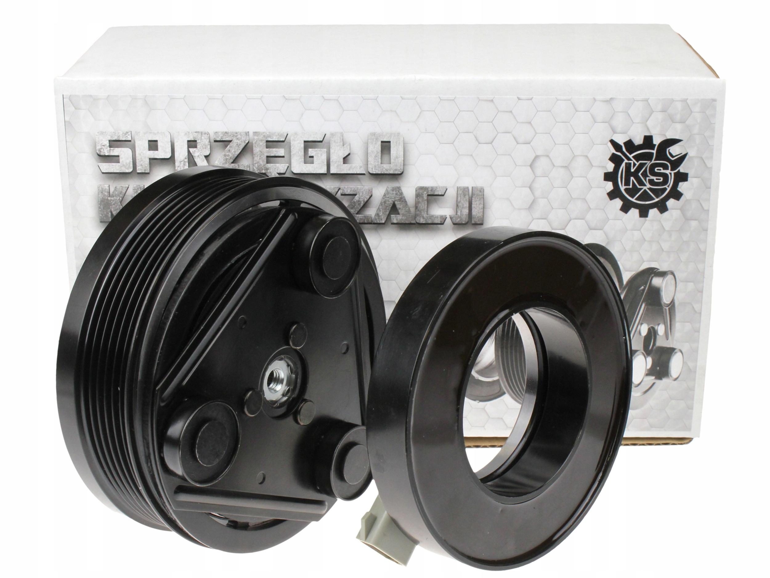 муфта компрессоры кондиционирования воздуха fs10 ford mazda