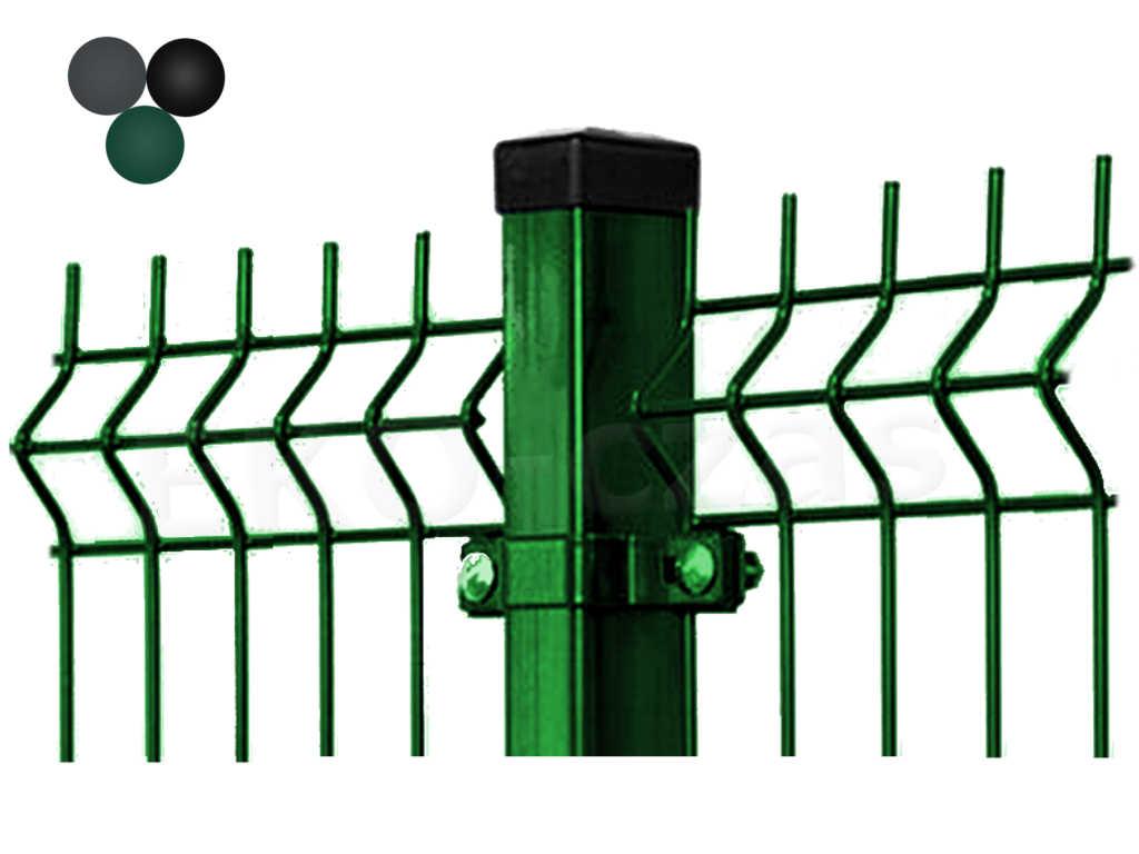 Kompletne Ogrodzenia Panelowe 153 Cm Kolor 1 Mb 6735910553 Allegro Pl