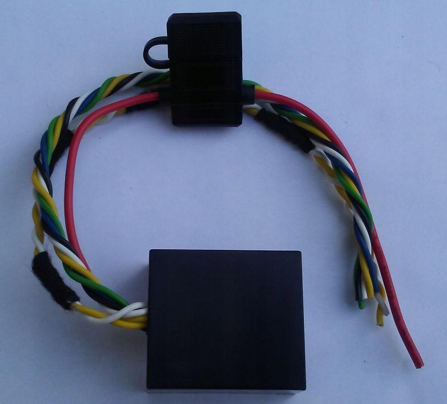 Moduł - Składanie lusterek TOYOTA AVENSIS T25