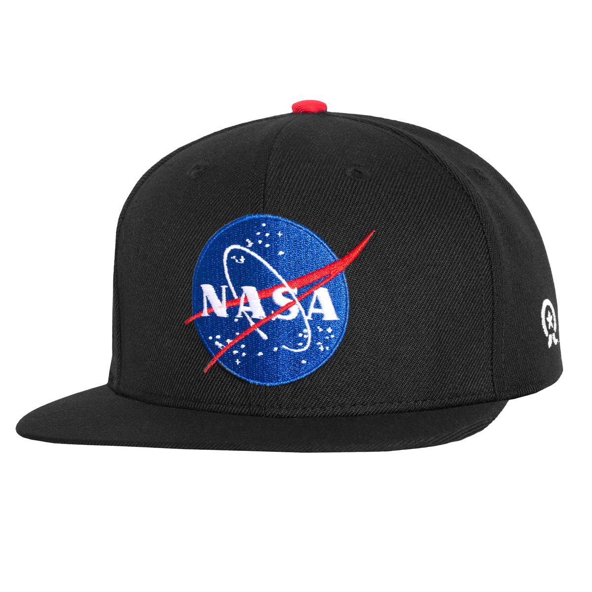 Купить Черная бейсболка SNAPBACK НАСА Bejsbolówka на Otpravka - цены и фото - доставка из Польши и стран Европы в Украину.