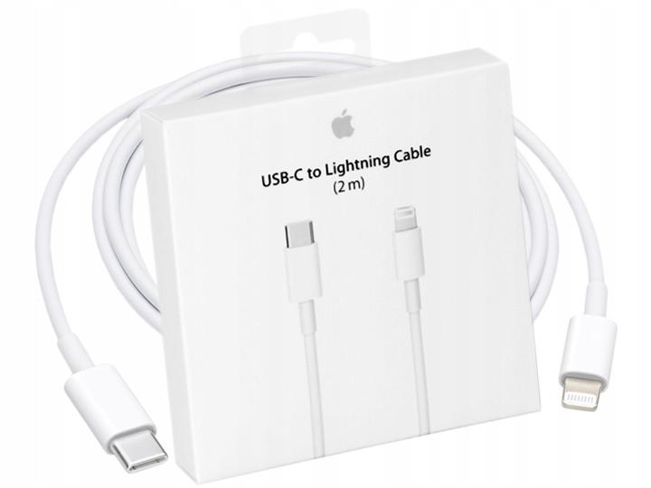 Oryginalny Kabel Apple Usb-c Do Lightning MKQ42AM