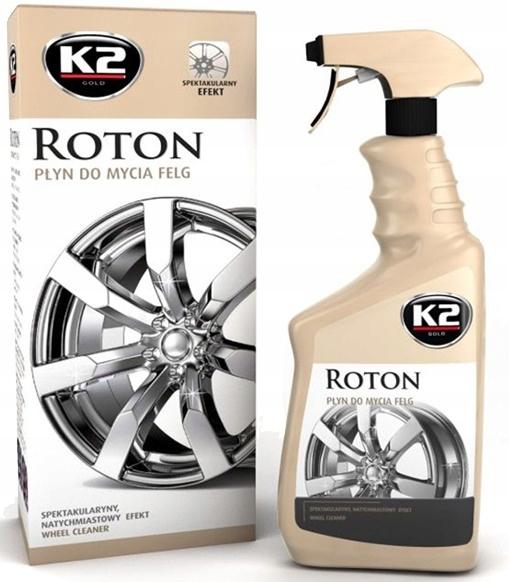 K2 Ротон колесные чистки жидкости 700мл