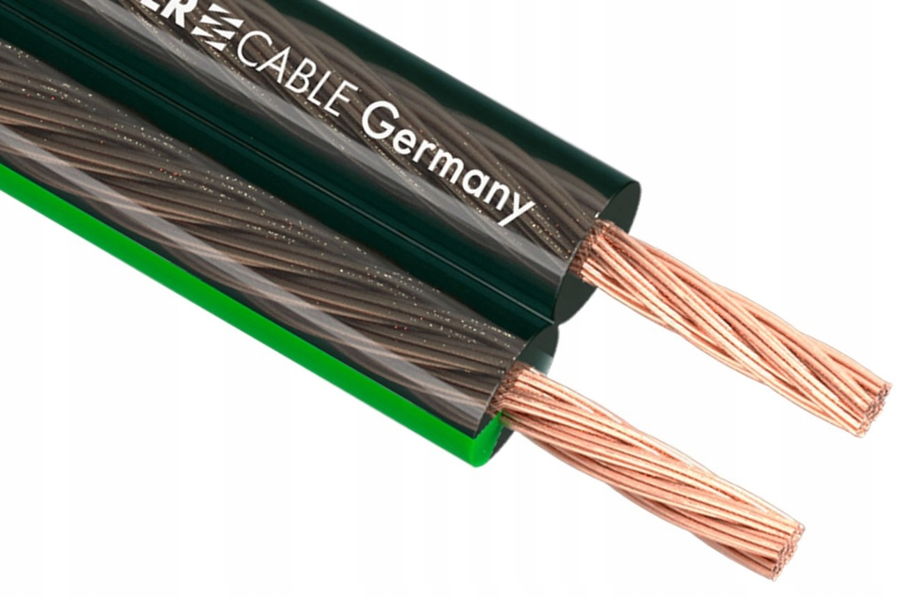 Sommer Reproduktor Káblová dráha 225 Hi-END 2,5 mm