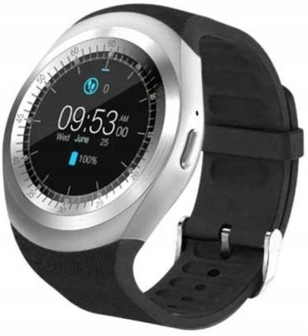 Smartwatch Zegarek X5 Smart Watch Sim Pl Czarno-sr