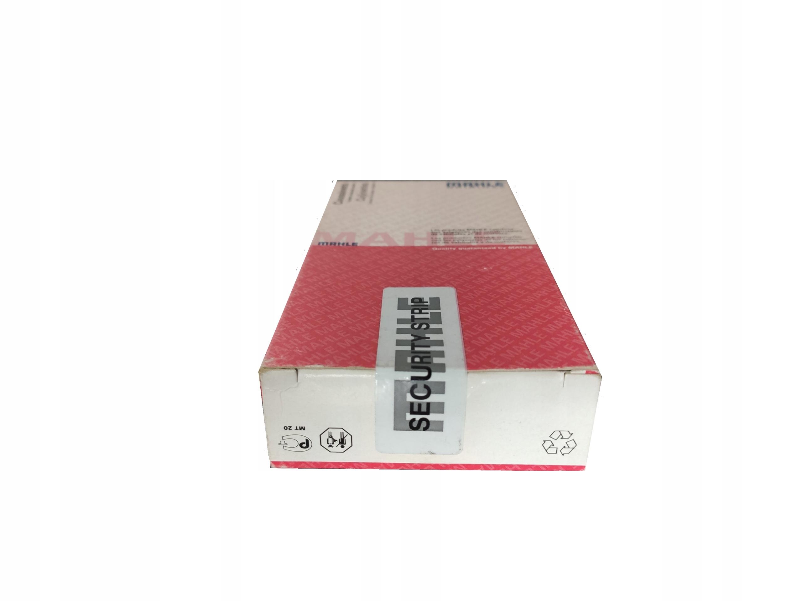 комплект вкладышей основных mahle vw sharan 18 t