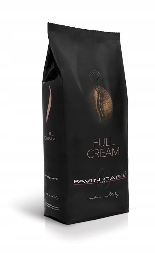 Итальянский кофе Arabika и Робуста Full Crema 1 кг