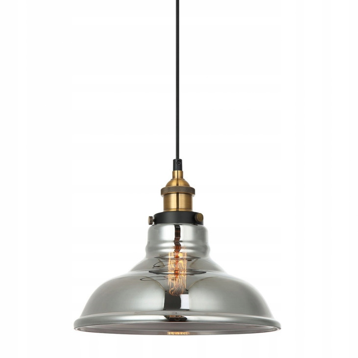 LAMPA RETRO PREVIS HUBERT MDM-2381/1 GD+SG ITALUX