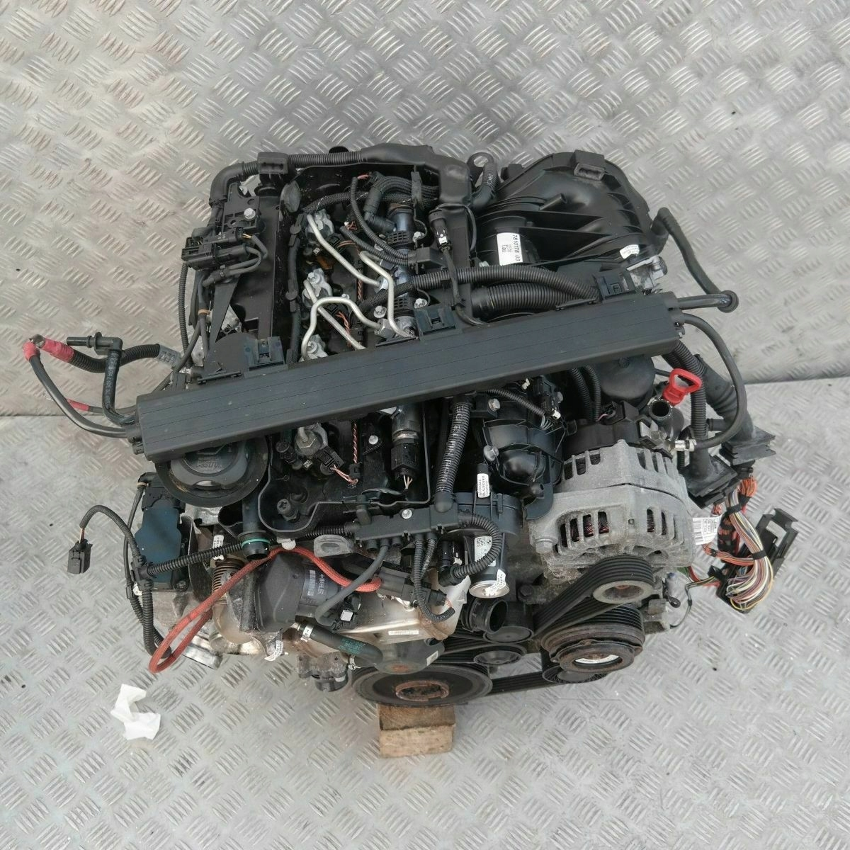 BMW E87 E90 Двигатель N47D20C 177KM 120d 320d