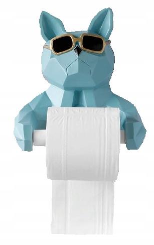 Toaletný papier držiak CAT V OKULIAROCH UNIKUM