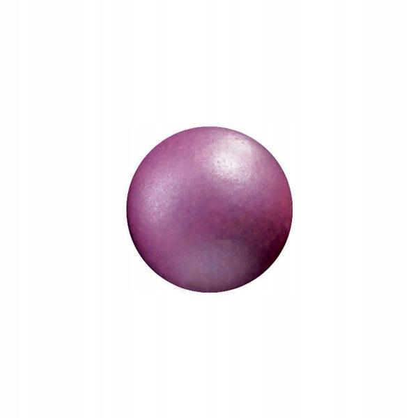 Dekorácie, čokolády fialové gule 2.6 cm 000236