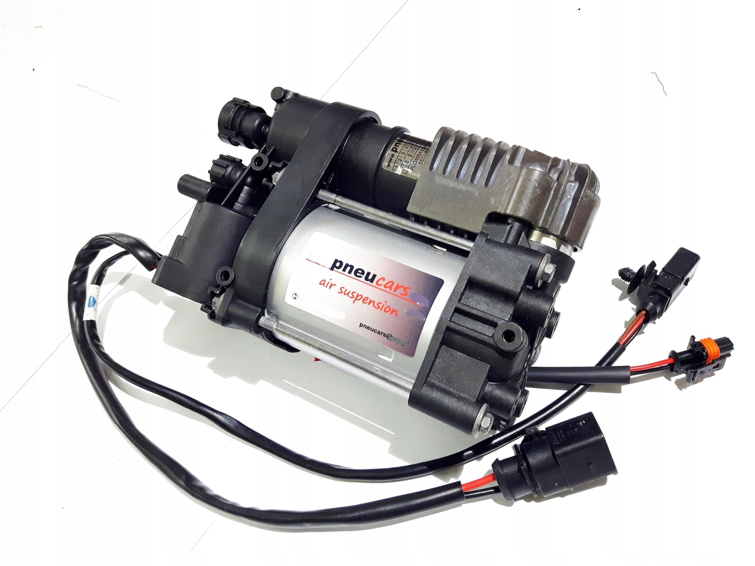 porsche panamera компрессор насос подвески