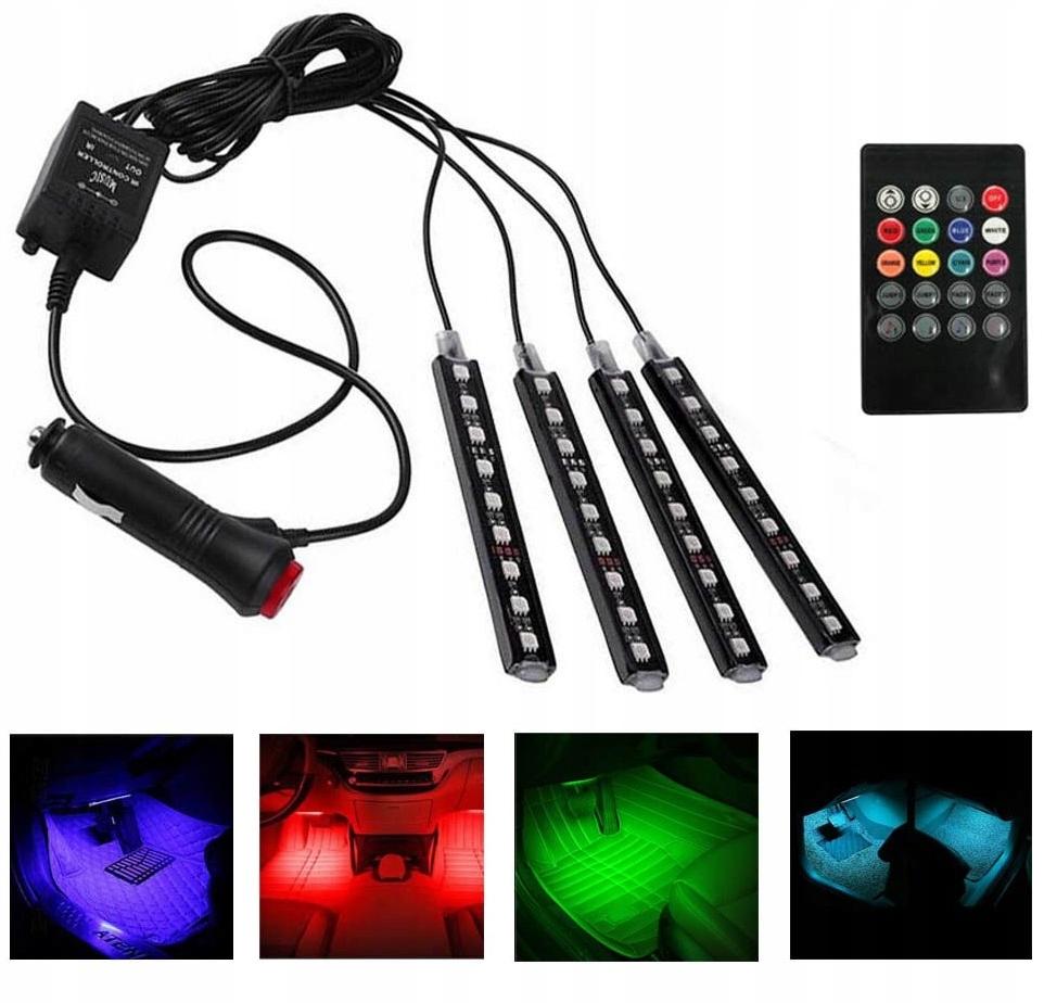Item The INTERIOR LIGHT of the cab car RGB LED