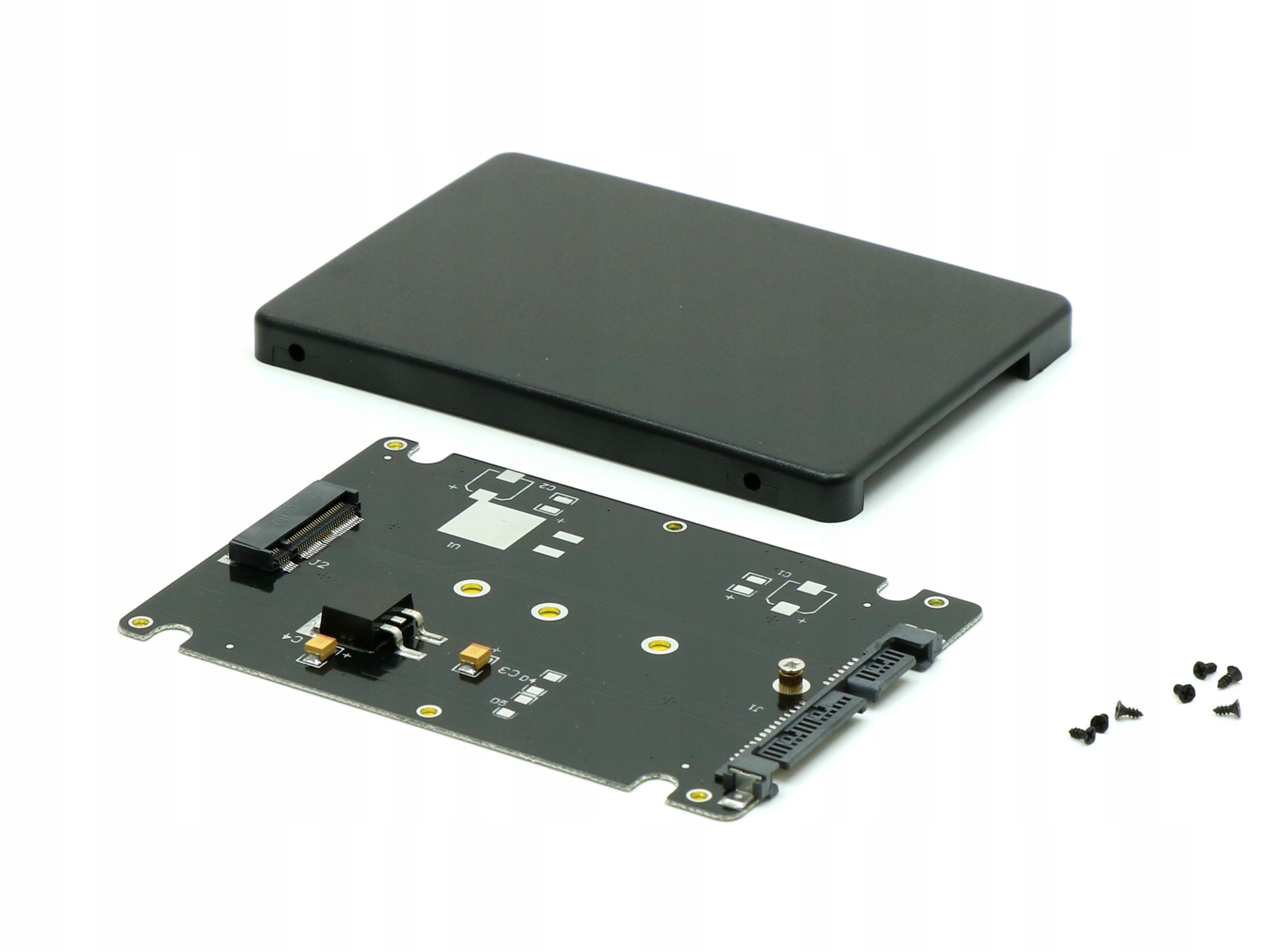 Корпус диска для адаптера диска SATA3 M.2 NGFF SSD