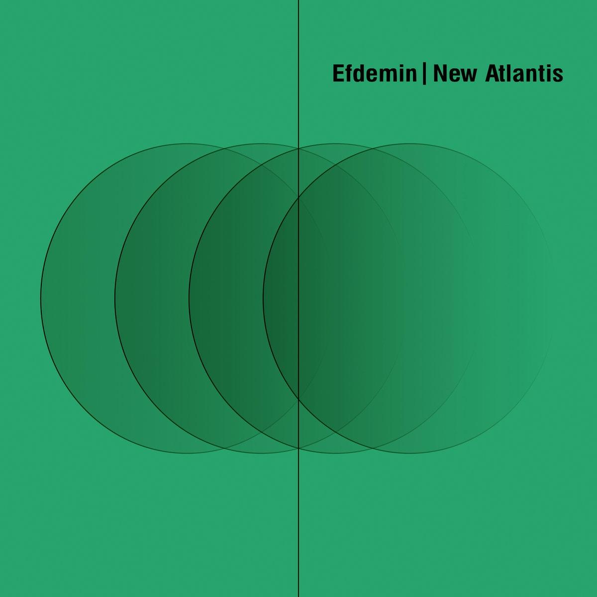 Efdemin - New Atlantis 2LP ВИНИЛ доставка товаров из Польши и Allegro на русском
