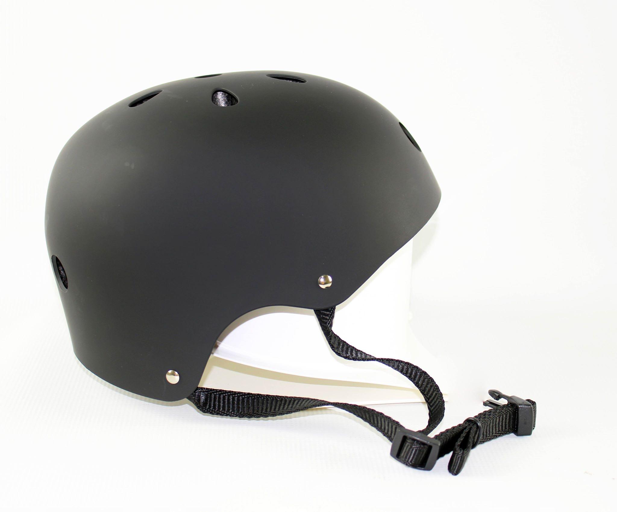 Шлем Самокат Ролики Скейт Велосипед регулируемый L