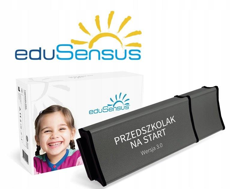 Купить edusensus Дошкольника на start PRO 3.0 на Otpravka - цены и фото - доставка из Польши и стран Европы в Украину.