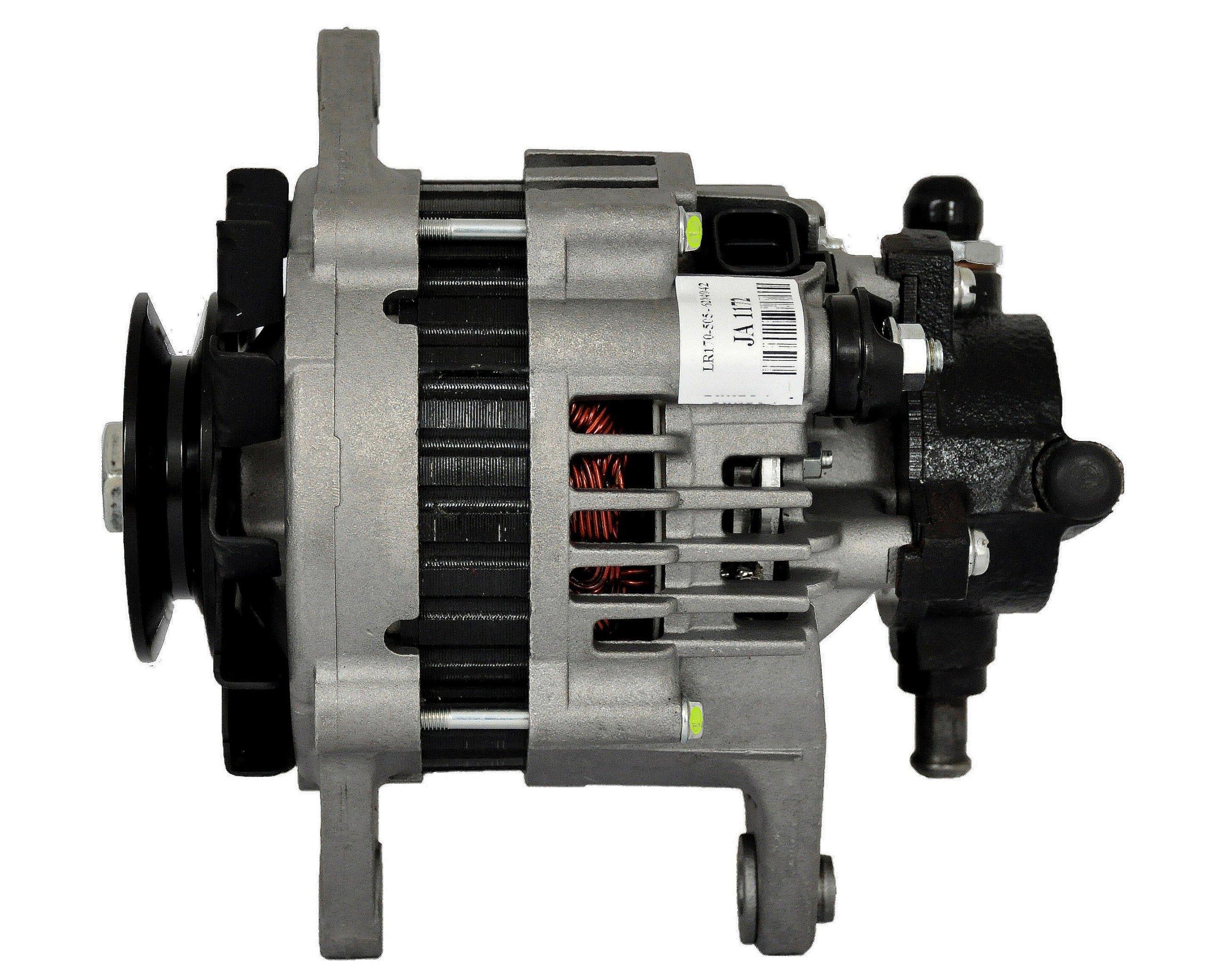 ja1172 генератор opel vectra b 17 td isuzu