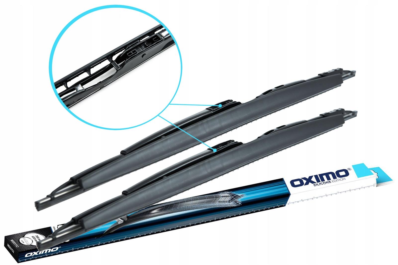 Стеклоочистители OXIMO для BMW 7 E65 E66 комплект передних