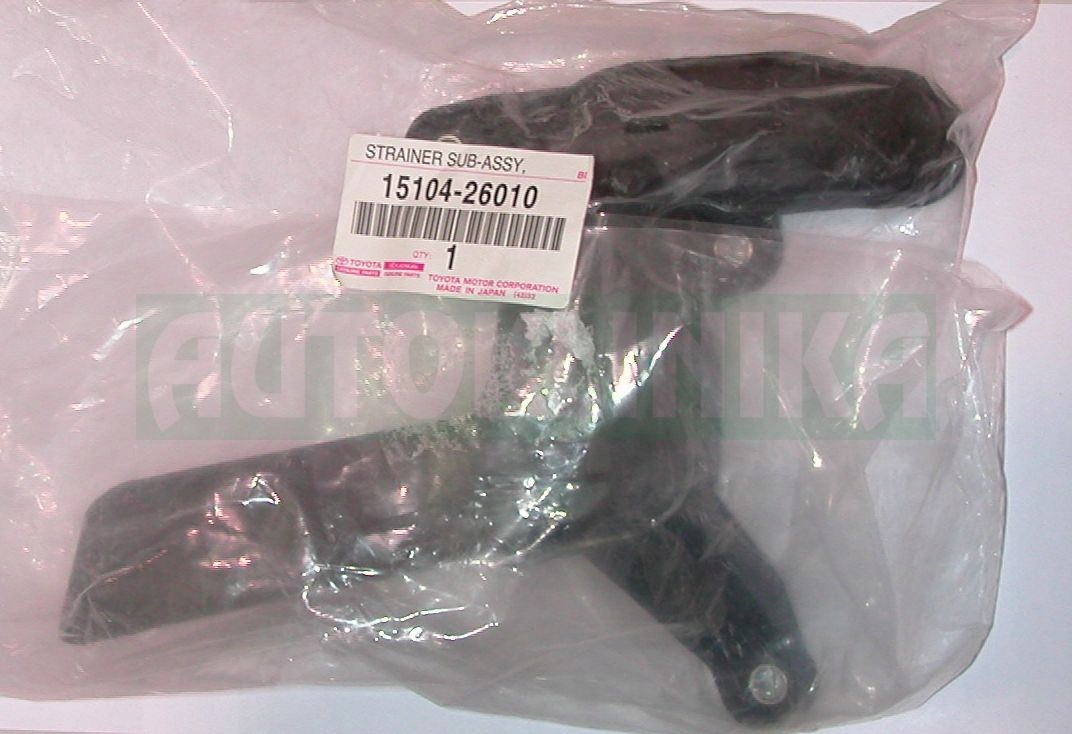 OIL 15104-26010 1510426010 Genuine Toyota STRAINER SUB-ASSY