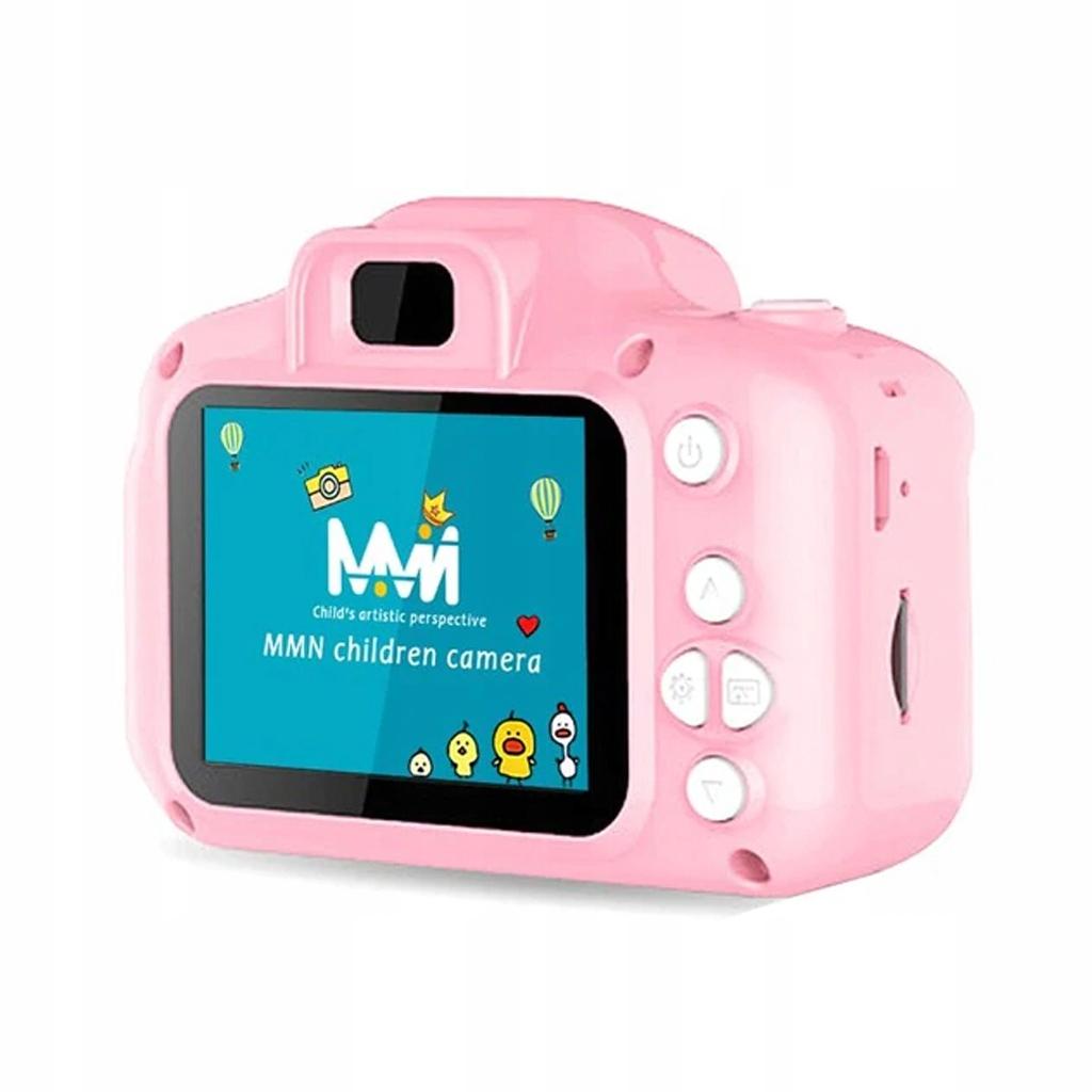 Aparat Dla Dzieci Roneberg Mini Kamera Gry Smycz 8699237690 Sklep Internetowy Agd Rtv Telefony Laptopy Allegro Pl