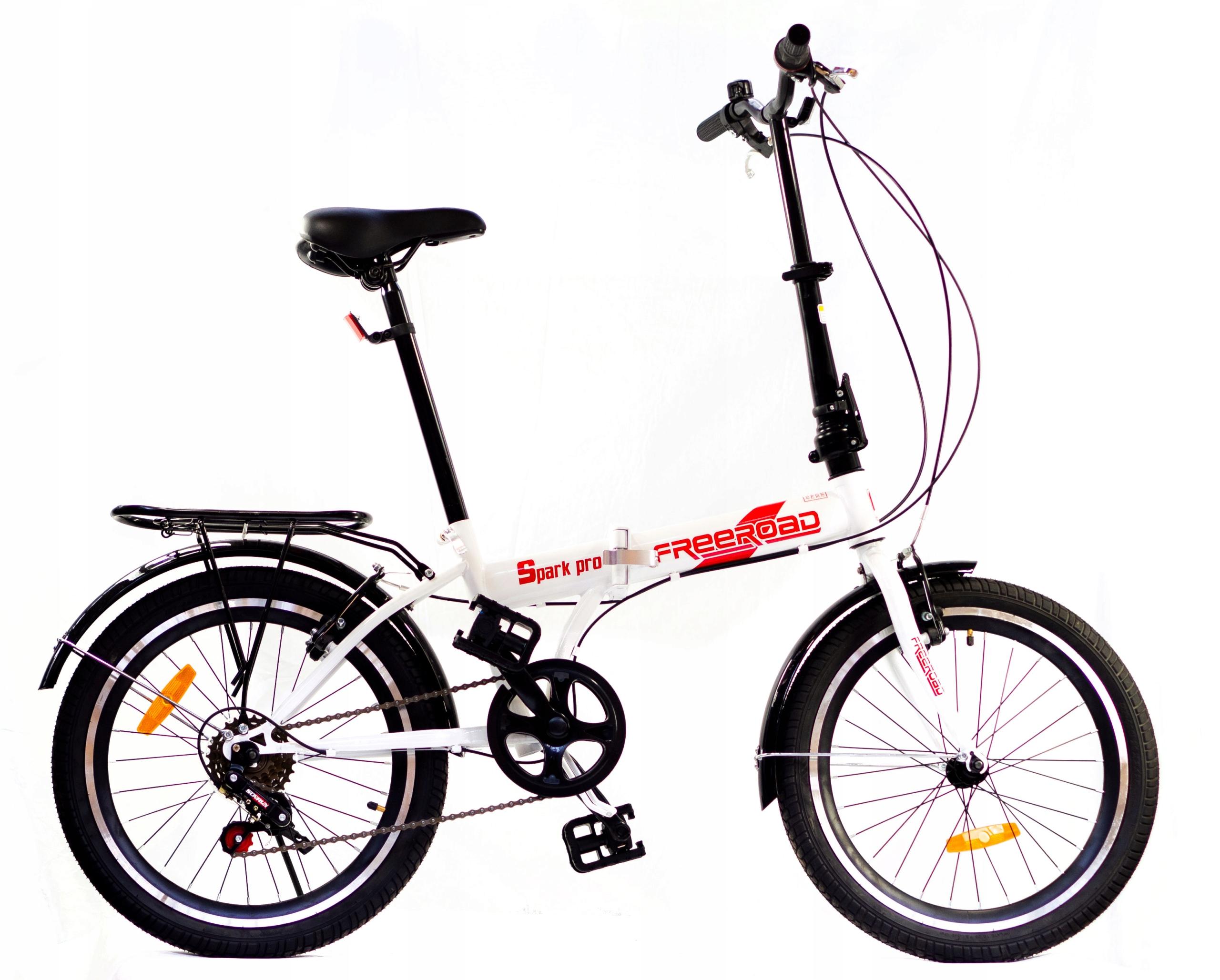 """велосипед SPARK PRO FOLDING 20"""" складной"""