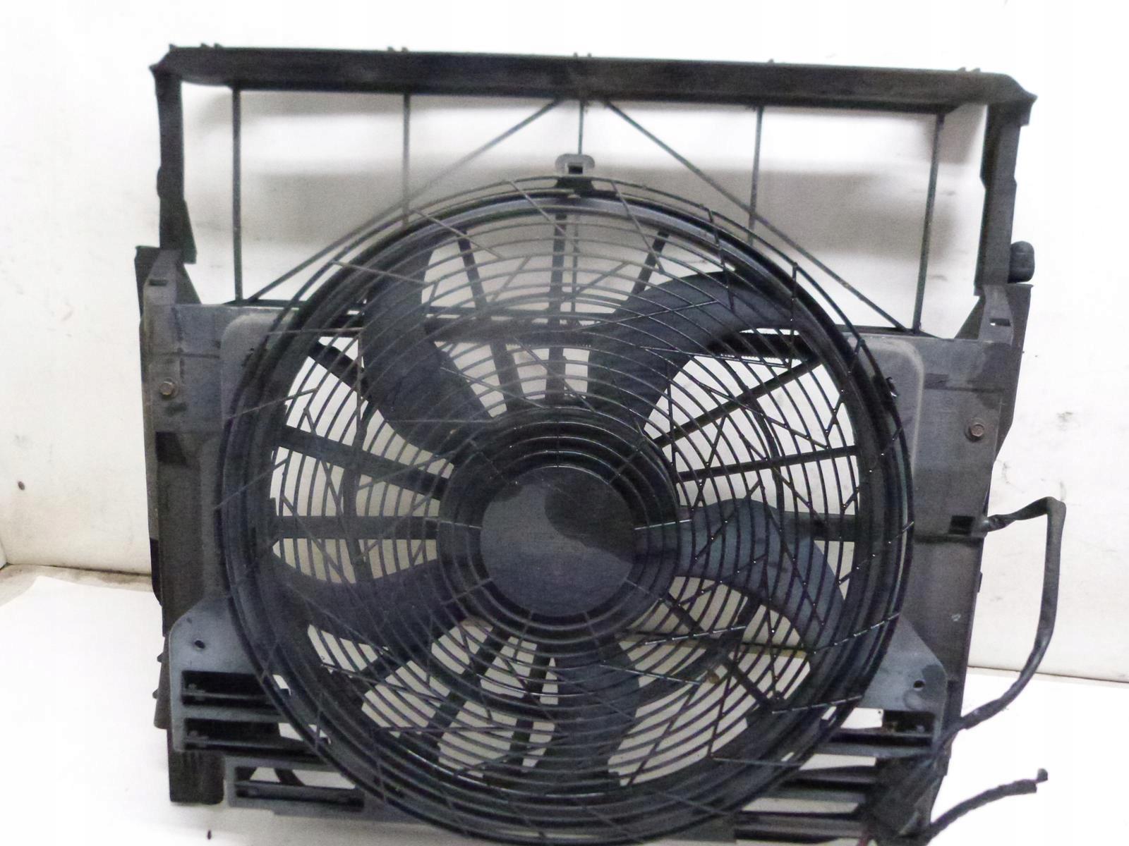 bmw x5 e53 вентилятор радиатора кондиционирования воздуха