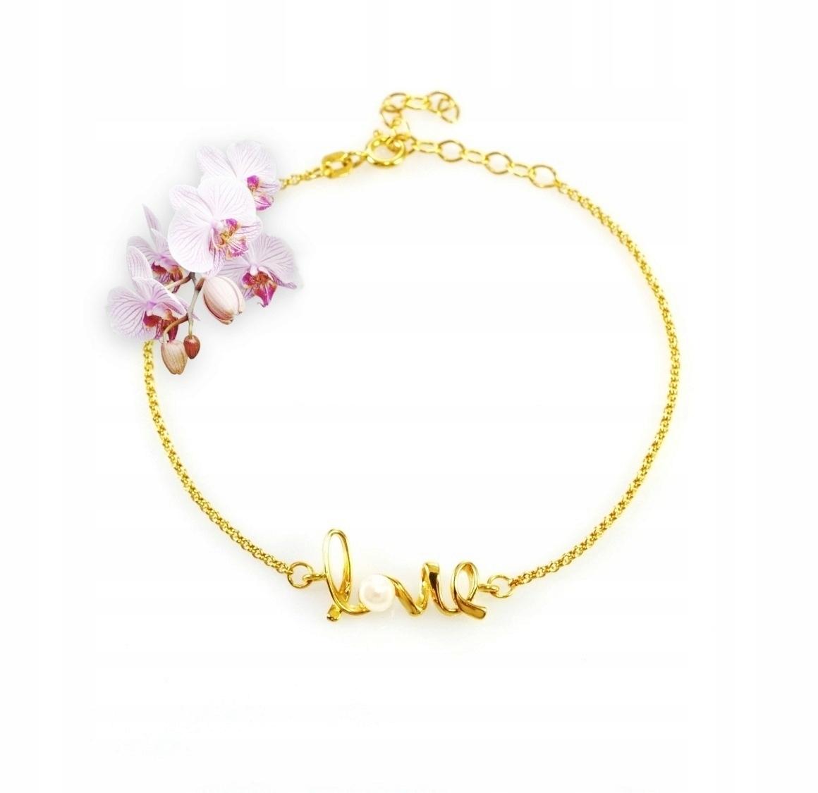 Darček na Valentína pre dievčatá, perly lásky