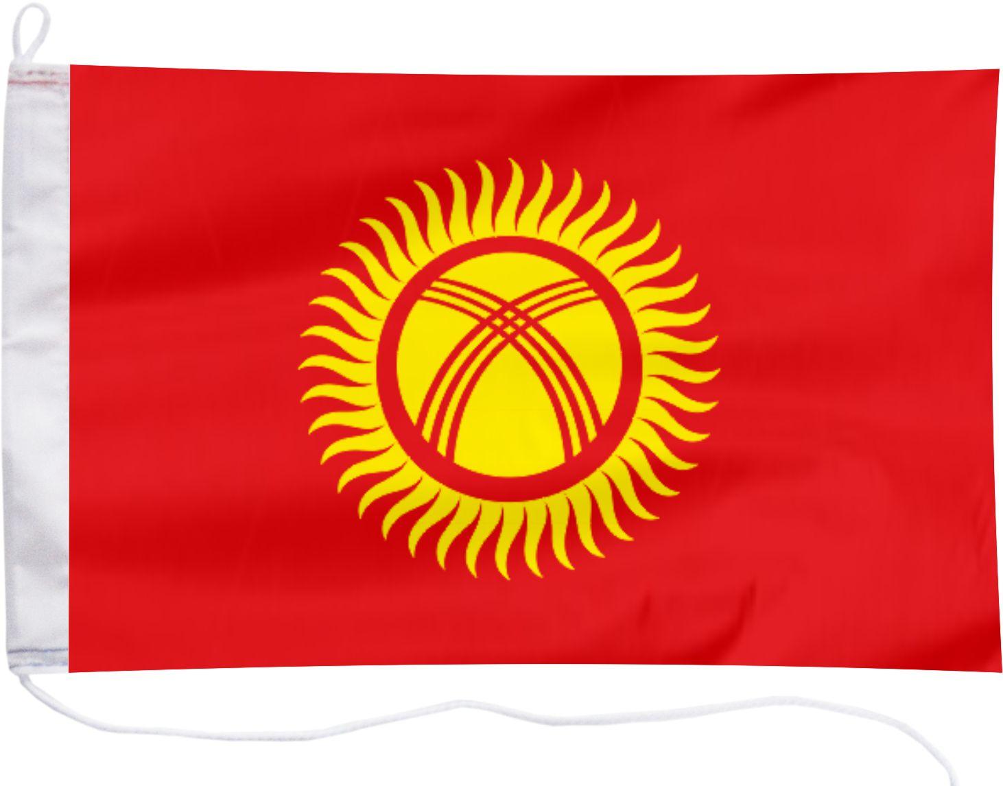 флаг киргизии фото картинки решил