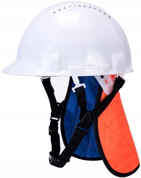 Купить Охлаждающая шапка под шлем с защитой шеи - COOLING на Otpravka - цены и фото - доставка из Польши и стран Европы в Украину.