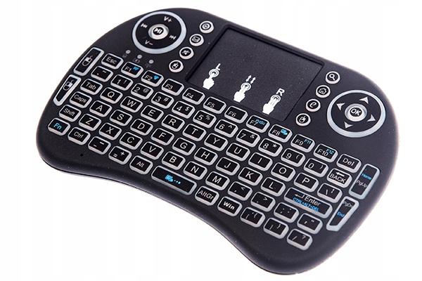 Bezdrôtová klávesnica Mini Xbox Smart Android