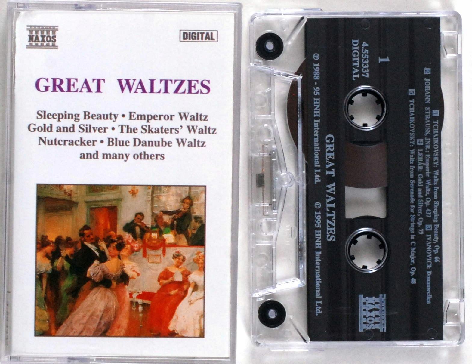 Great Waltzes (картридж) s.ОЧ. доставка товаров из Польши и Allegro на русском