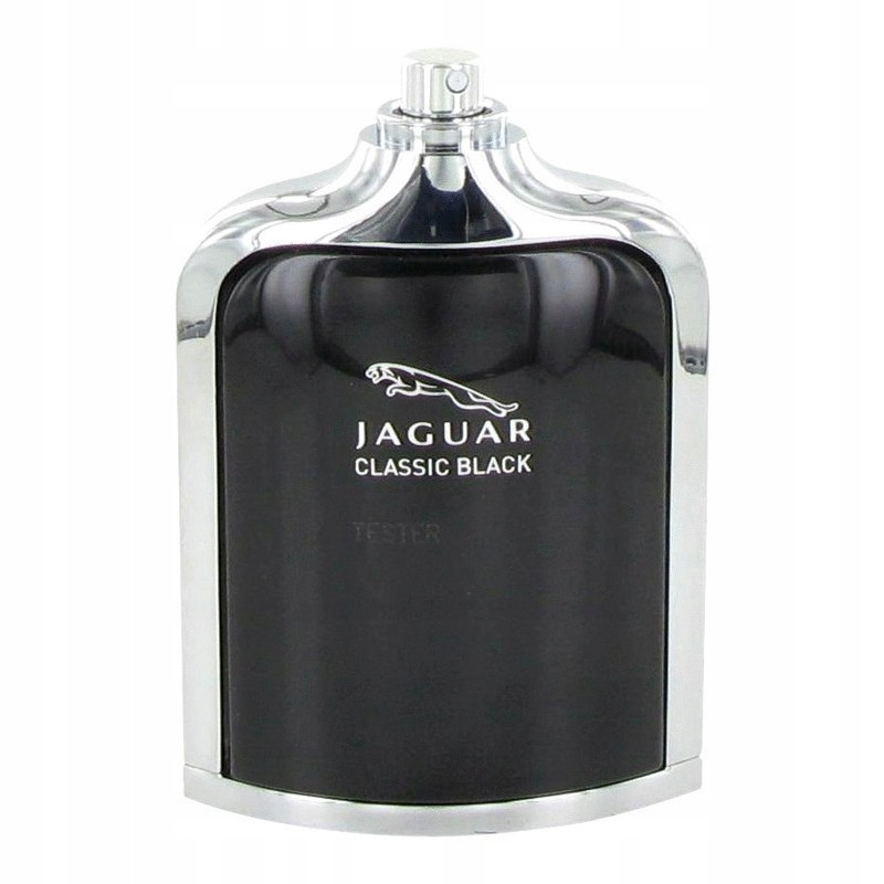 PERFUMY MĘSKIE JAGUAR CLASSIC BLACK 100ml
