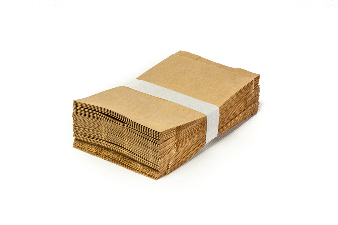 Item Bags Paper shopping Bags 100pcs Śniadaniowe10x5x17S