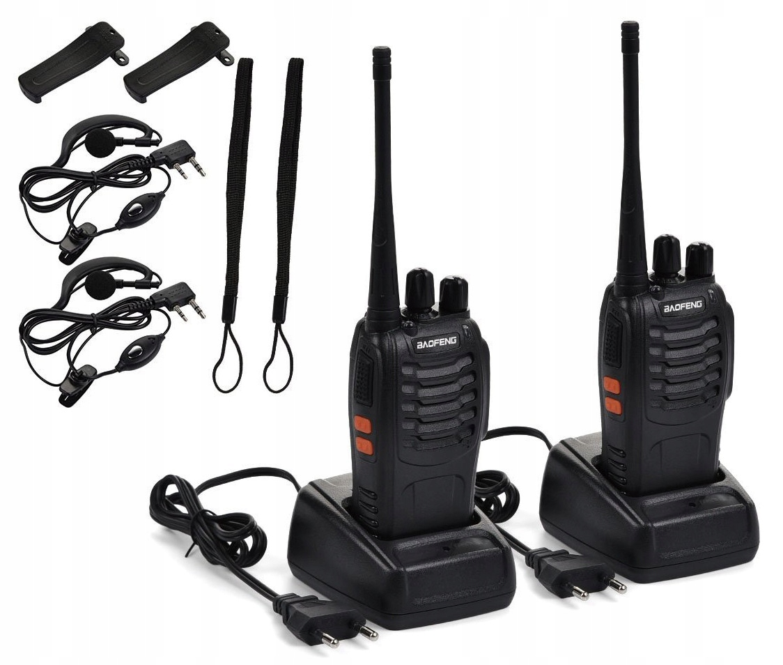 Item Baofeng BF-888S HT Radio PMR NEW VERSION