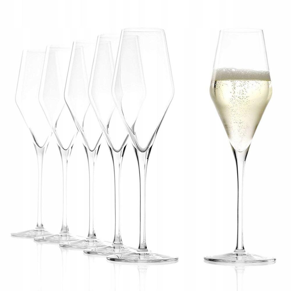 Stolzle quatrophil šampanské okuliare 292ml 6SZ
