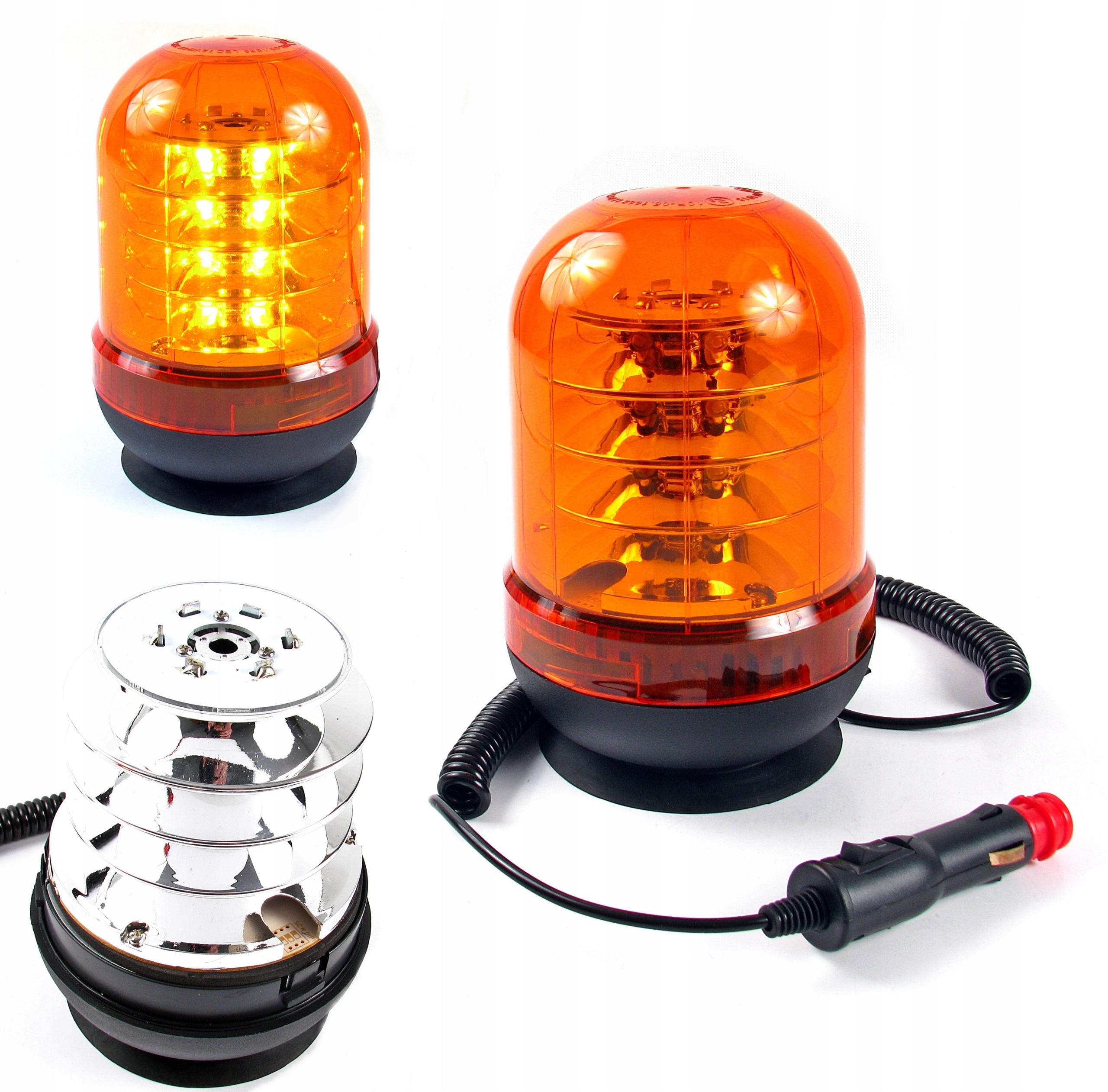 лампа предупреждения петух 18 led 54w alr 1224v