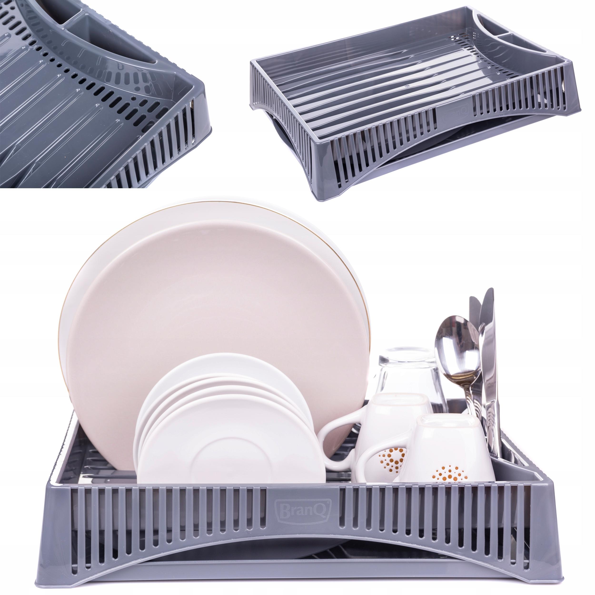 Сушилка для посуды поддон на столовые приборы тарелки