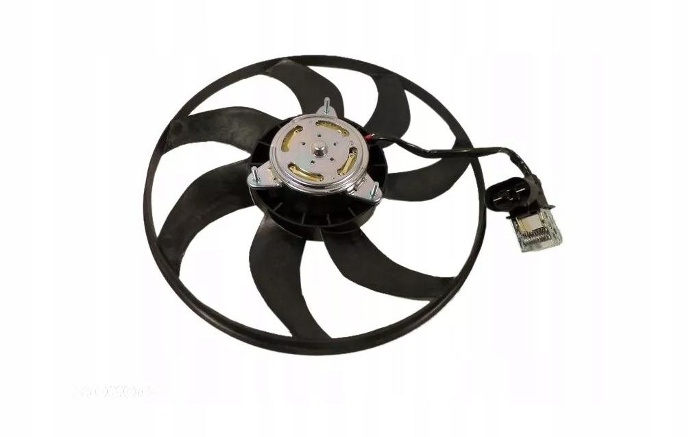 вентилятор opel astra g 2003-2009 новый 13128687